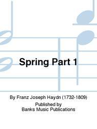 Spring Part 1