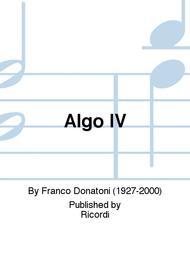 Algo IV