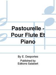 Pastourelle - Pour Flute Et Piano