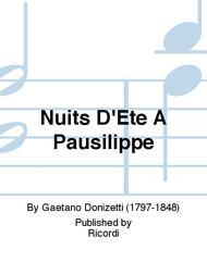 Nuits D'Ete A Pausilippe
