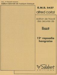 Rhapsodie hongroise ndeg 12