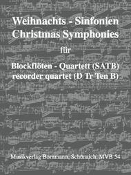 Weihnachtssinfonien.