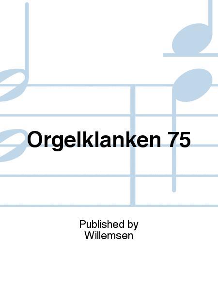 Orgelklanken 75