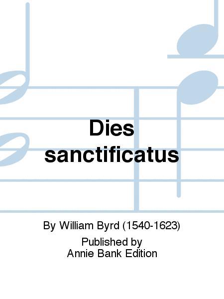 Dies sanctificatus