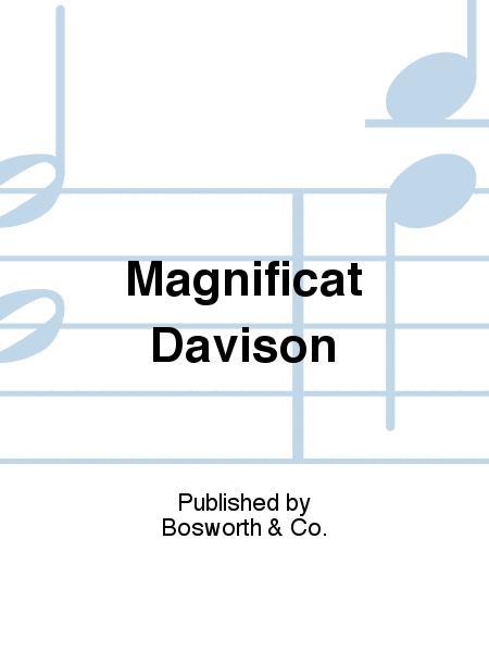Magnificat Davison