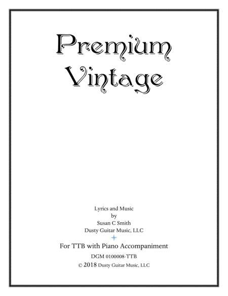 Premium Vintage, TTB Voicing