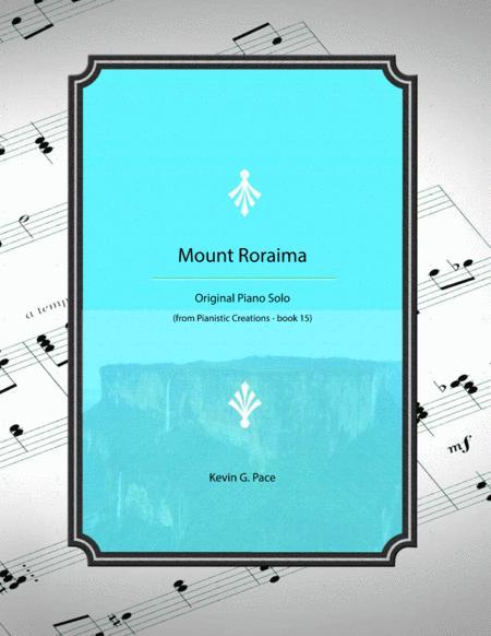 Mount Roraima - original piano solo