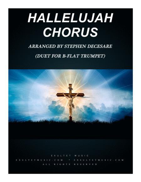 Hallelujah Chorus (Duet for Bb-Trumpet)