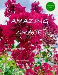 Amazing Grace / The Entertainer (Brass Trio for Trombone)