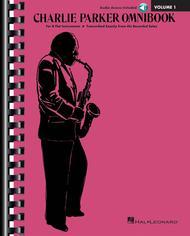 Charlie Parker Omnibook - Volume 1