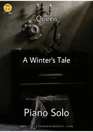 A Winter's Tale (Piano Solo)