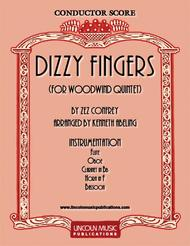 Dizzy Fingers (for Woodwind Quintet)