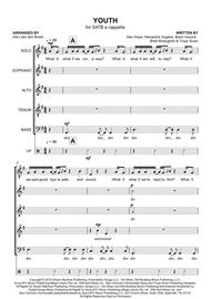 Youth SATB with Vocal Percussion