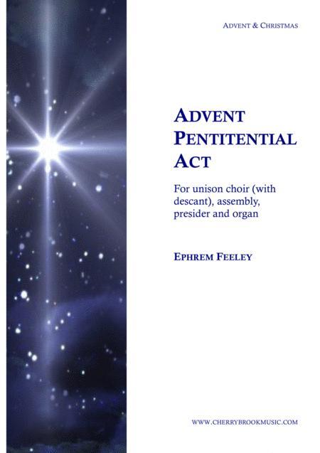 Advent Penitential Act