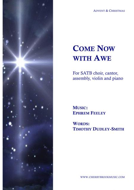 Come Now with Awe