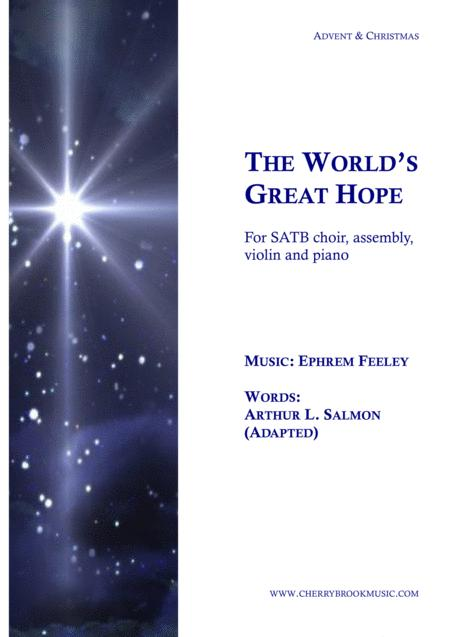 The World's Great Hope