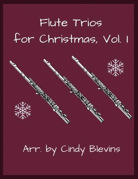 Flute Trios for Christmas, Vol. I
