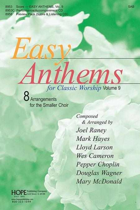 Easy Anthems, Vol. 9