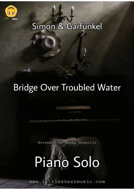 Bridge Over Troubled Water (Piano Solo)