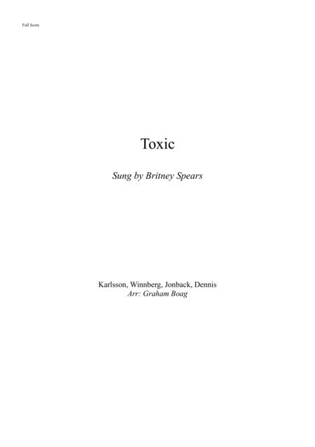 Toxic for Brass Band