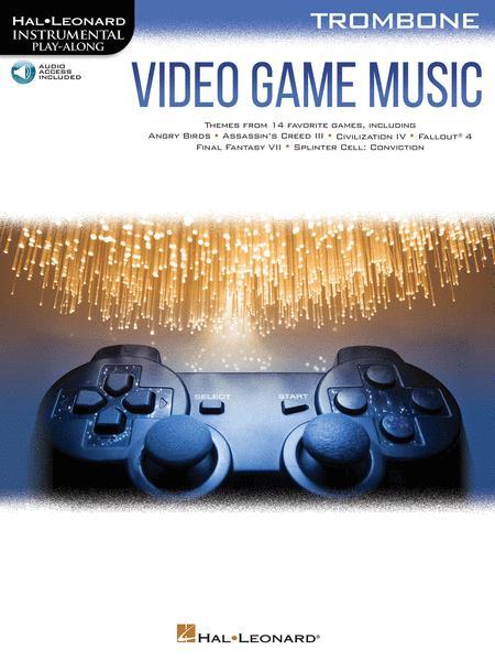 Video Game Music for Trombone