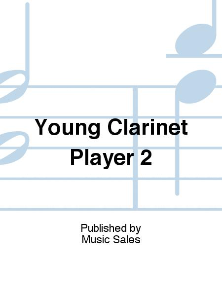Young Clarinet Player 2