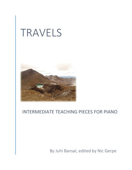 Travels (Intermediate teaching pieces for piano)