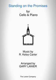 STANDING ON THE PROMISES (Cello/Piano and Cello Part)