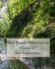 Jazz Piano Preludes #7 - Volume #57