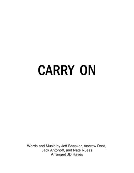 Carry On - Handbells