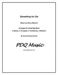 Something For Cat - Small Big Band