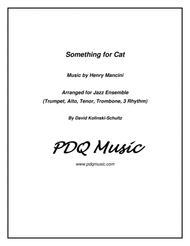 Something For Cat - Jazz Ensemble