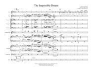 The Impossible Dream - Male Vocal with Small Band (4 Horns) Key of D