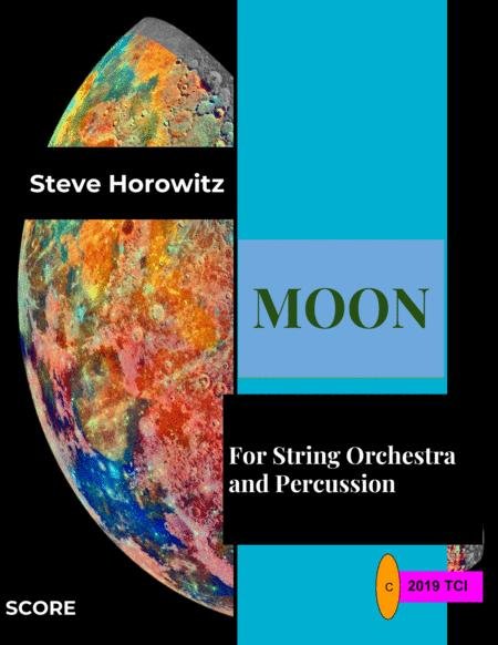 Moon for String Orchestra and Percussion