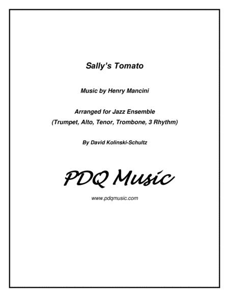 Sally's Tomato - Jazz Ensemble