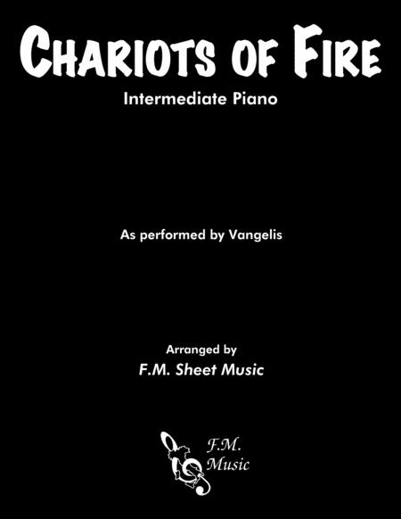 Chariots Of Fire (Intermediate Piano)