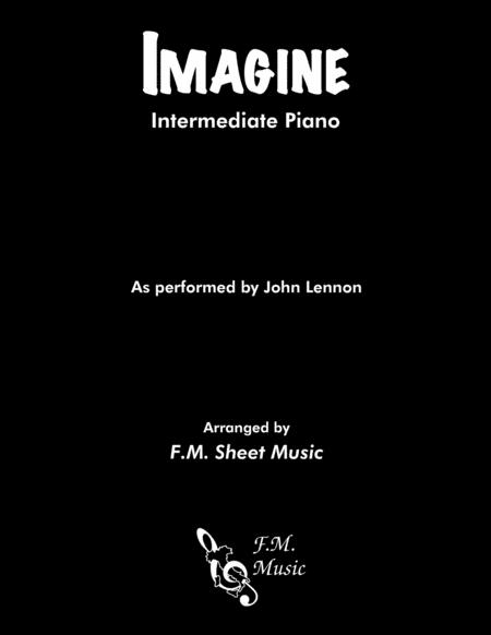 Imagine (Intermediate Piano)