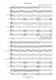 Haydn Rocks! for School Orchestra