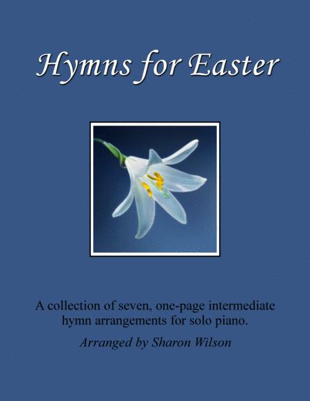 Hymns for Easter (A Collection of One-Page Hymns for Solo Piano)