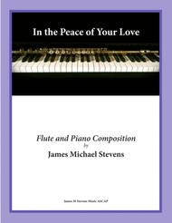 In the Peace of Your Love - Flute & Piano