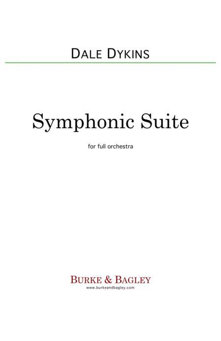 Symphonic Suite (score)
