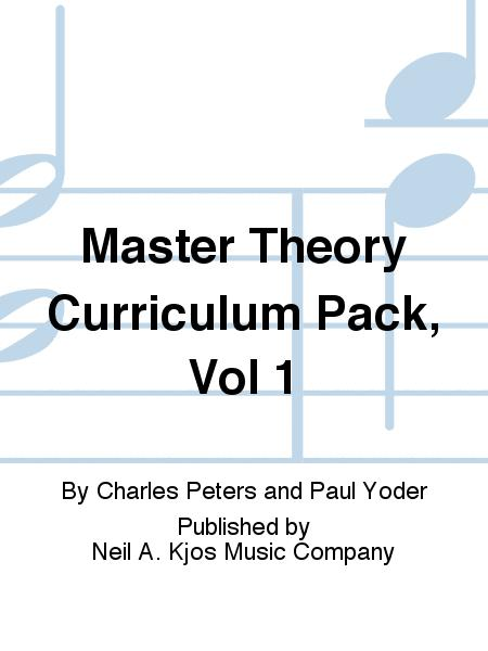 Master Theory Curriculum Pack, Vol 1