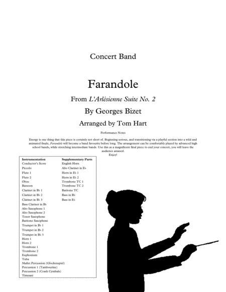 Farandole from L'Arlesienne