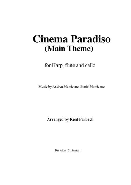Cinema Paradiso Main Theme