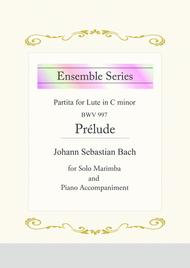 Prelude / from Partita for Lute in C minor, BWV 997