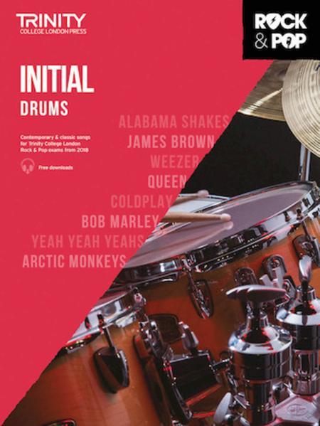 Trinity Rock & Pop 2018 Drums