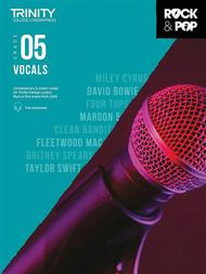 Trinity Rock & Pop 2018 Vocals