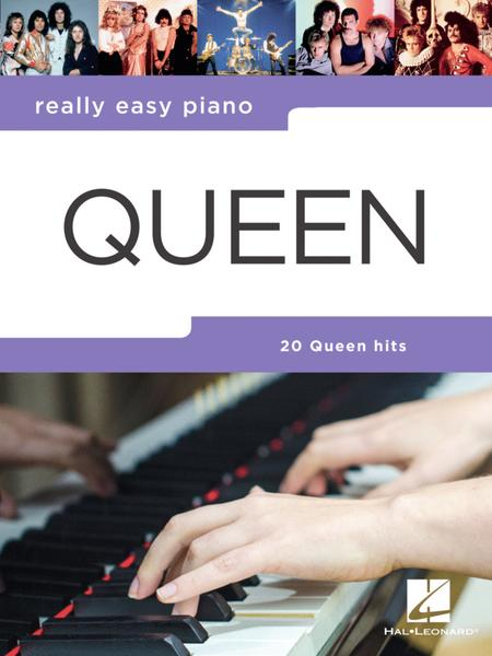 Queen - Really Easy Piano