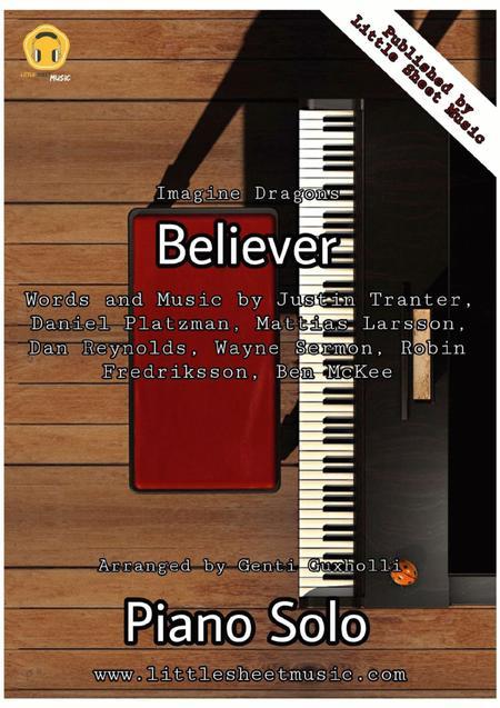 Believer (Piano Solo)