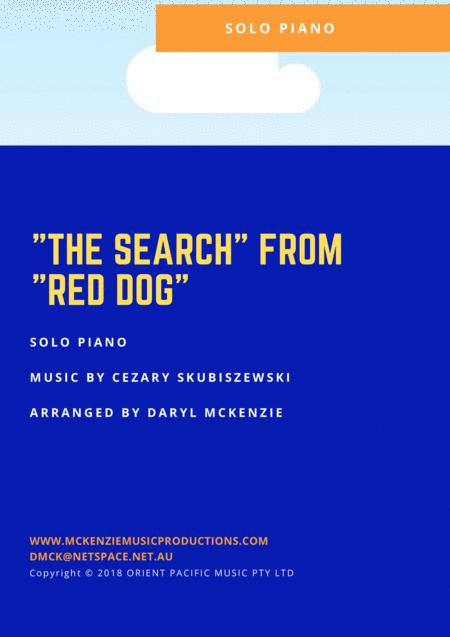 Preview The Search (from